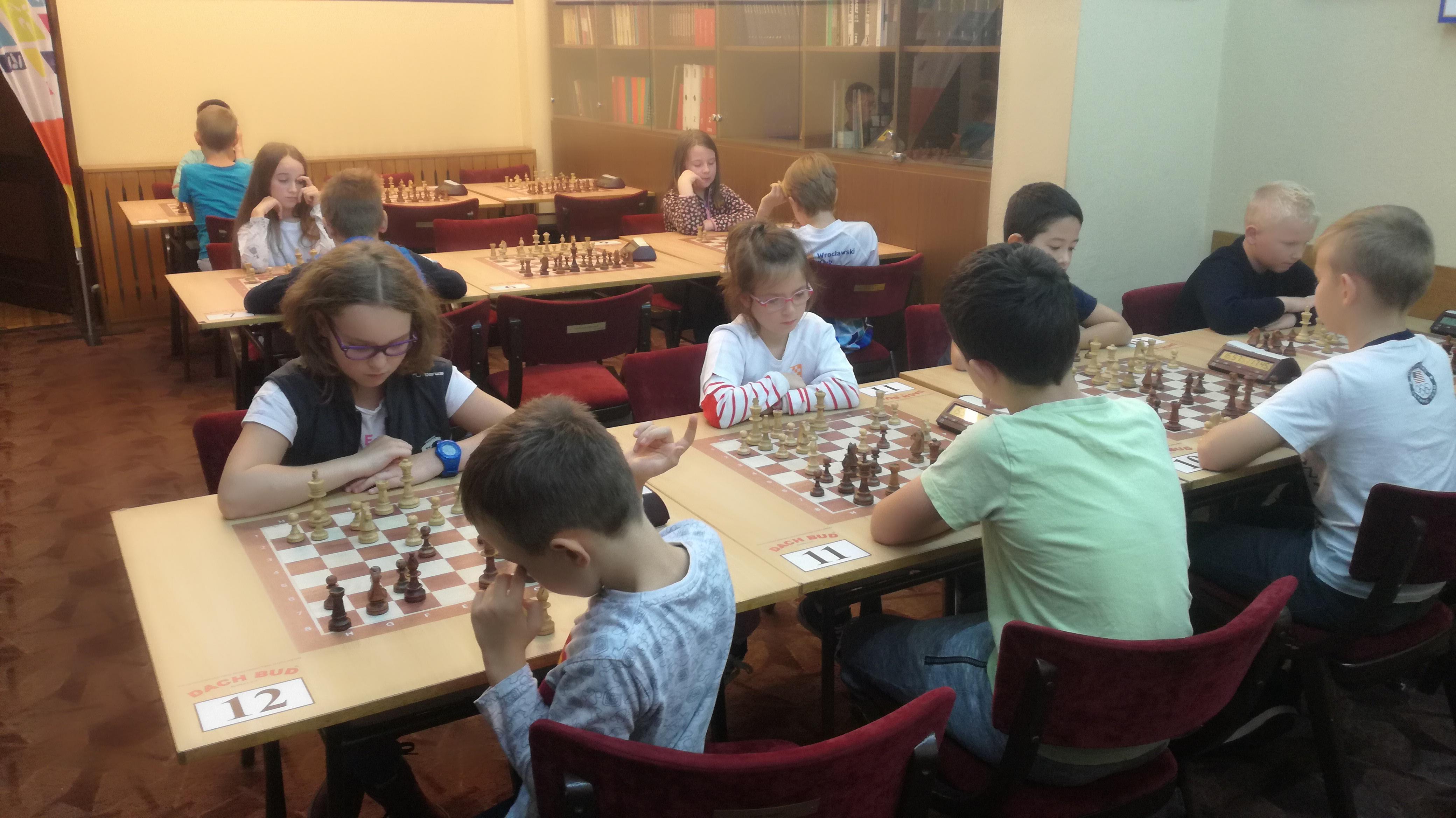 Turniej Czekoladowy w Hetmanie - Grupa B