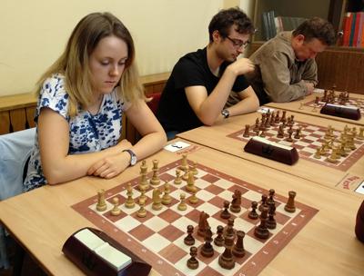 Otwarte Mistrzostwa Hetmana w Szachach Błyskawicznych – klasyfikacja