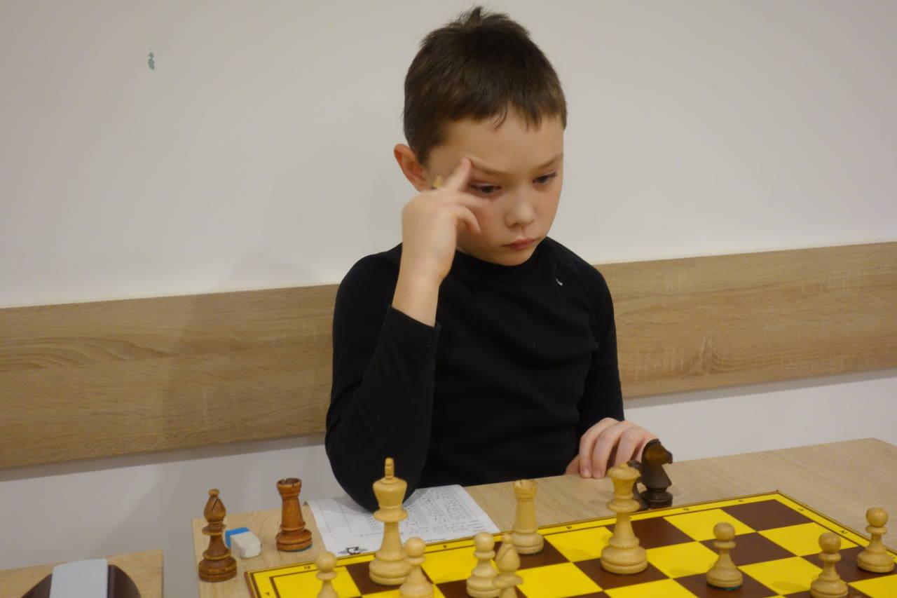 Zimowy obóz szachowy w Lewinie Kłodzkim