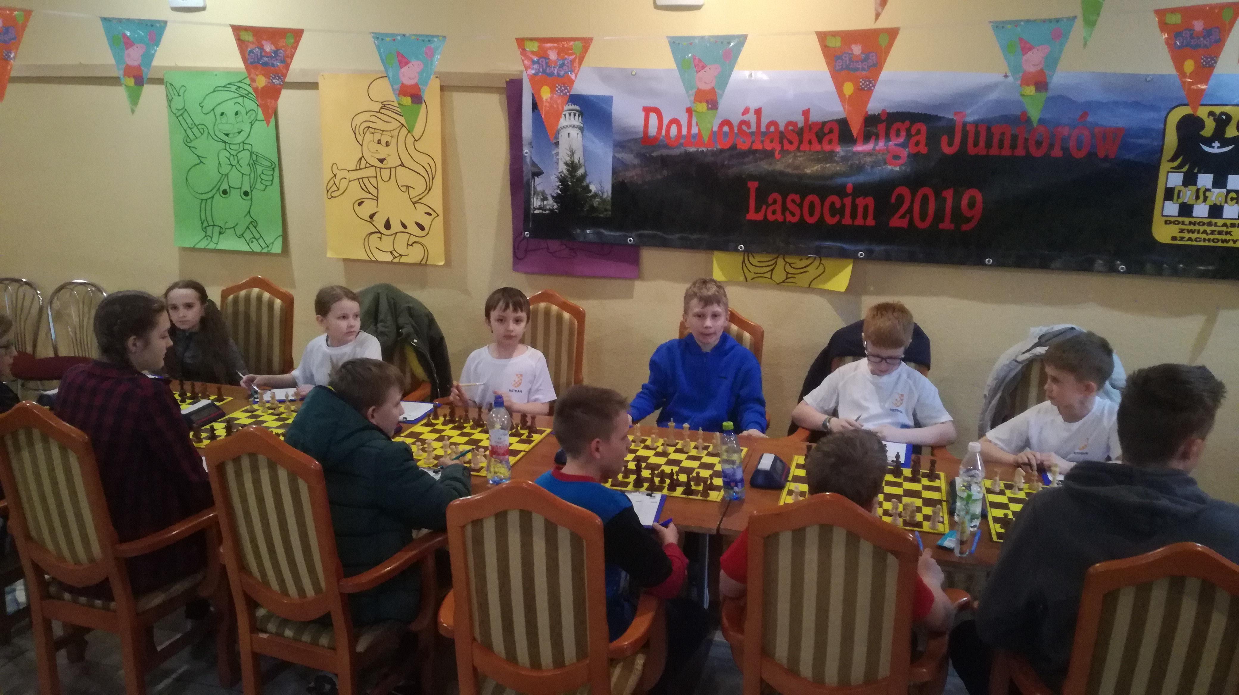 III Dolnośląska Liga Juniorów 2019