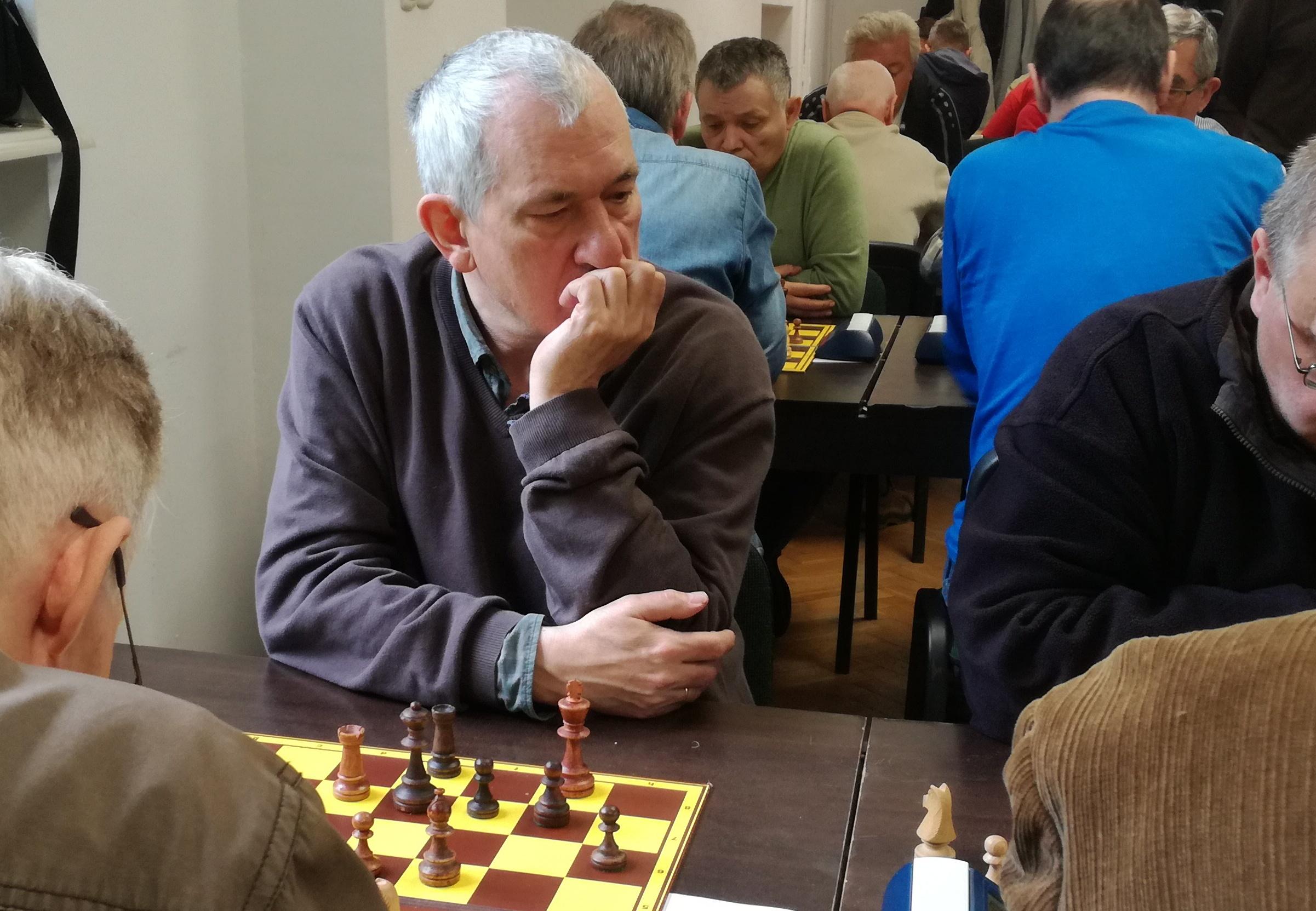 Franciszek Borkowski wygrywa w memoriale Piotra Jagieły