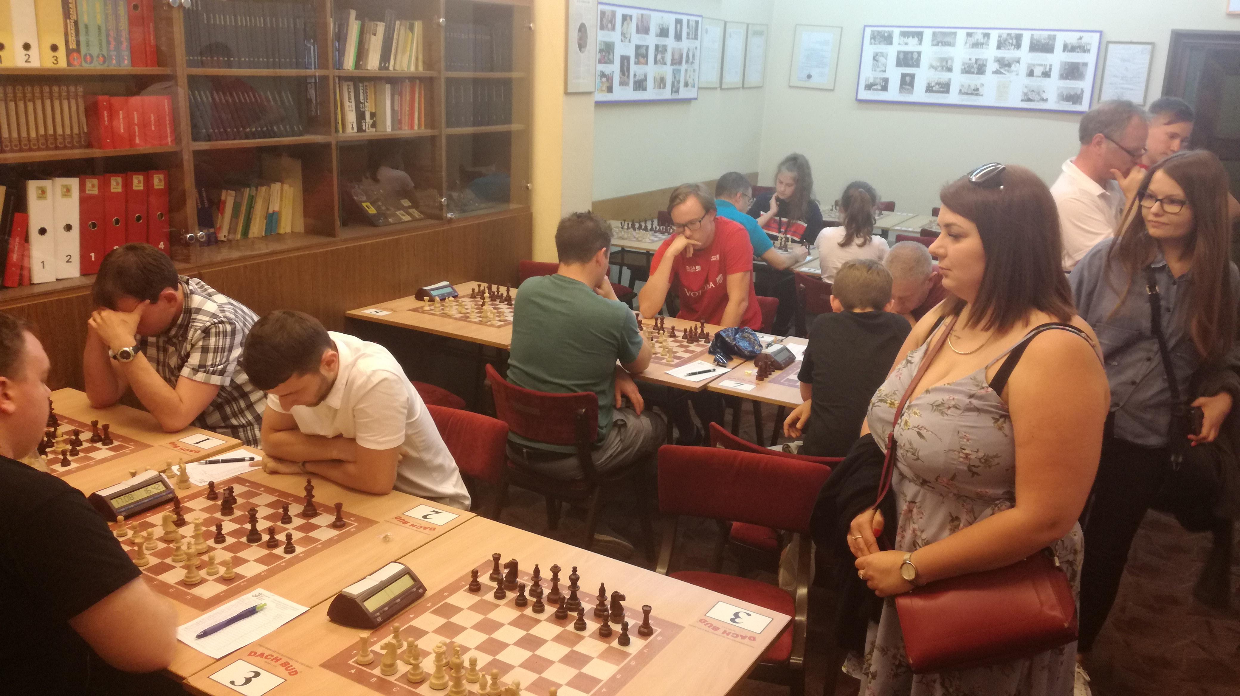 Hammersmith Chess Club London vs Wroclaw