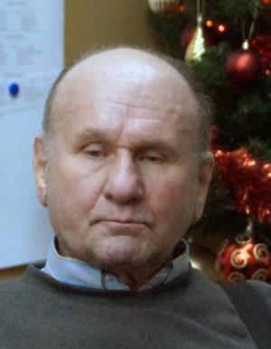 Jerzy Łaszkiewicz 1940-2019