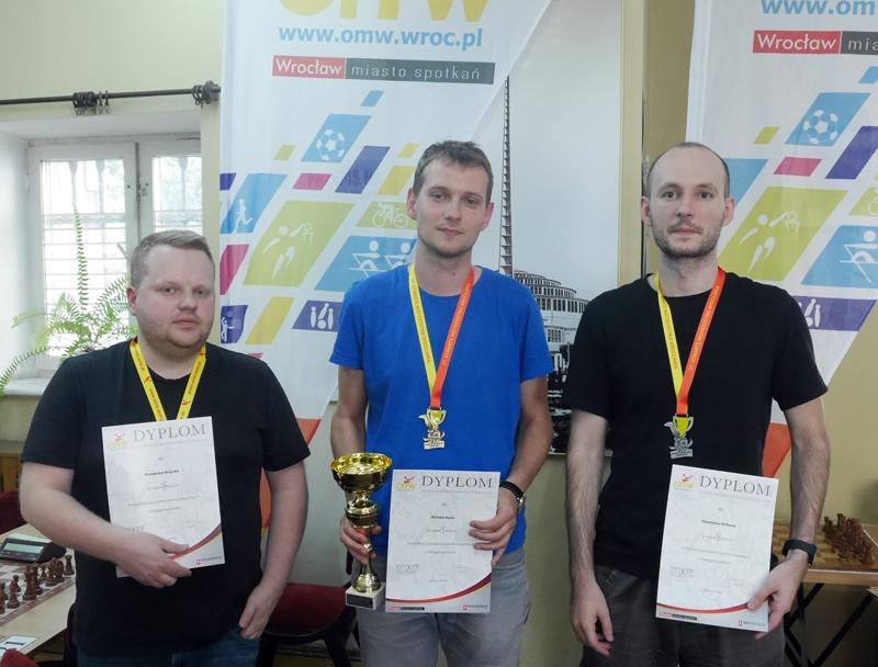 Otwarte Mistrzostwa Wrocławia w Hetmanie