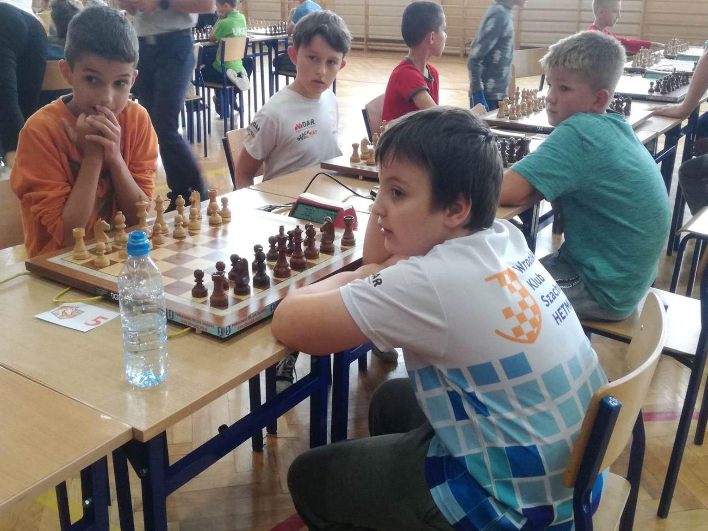 Mistrzostwa Polski juniorów w szachach błyskawicznych